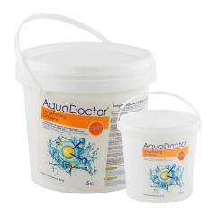 Дезинфектант на основе хлора длительного действия 5 кг. для воды в бассейне