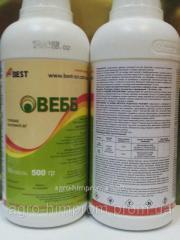Гербицид Вебб аналог Гранстар Про -трибенурон-метил 750 г/кг, пшеница, ячмень, рожь, подсолнечник