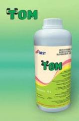 Инсектицид Том (Фастак ) альфа-циперметрин 100 г/л,  пшеница, горох, свекла, картофель, плодовые, рапс