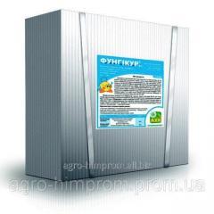 Фунгицид Фунгикур (Фоликур), тебуконазол 500 г/л; пшеница, ячмень, рожь, овес, рапс, соя, виноградники
