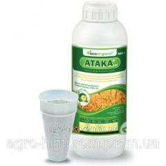 Инсектицид Атака (Актара) тиаметоксам 250г; зерновые, горох, картошка, томаты, перец