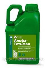 Гербицид/гербіцид Альфа-Гетьман (Дуал Голд) Метолахлор 960 г/л, технические и овощные культуры