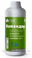 Інсектицид Командор (Ініциатор 200)  - імідаклоприд 200 г/л, картопля, яблуна та інші овочеві