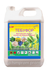 Фунгицид / фунгіцид Тебуфор (Фоликур) тебуконазол 250 г/л, для пшеници, ячменя, рожь, овес, рапс