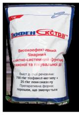 Фунгицид Тиофен-Экстра / Тіофен-Екстра (Топсин М +Топаз) тіофанат-метил 700 г/кг і пенконазол 25 г/л, плодовые