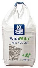 Удобрения Yara Mila NPK 7-20-28  - Яра Міла / Мила 7-20-28