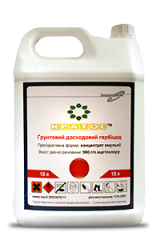 Гербицид почвенный Кратос (Харнес) - Ацетохлор 900 г./л, для подсолнуха, сои, кукурузы