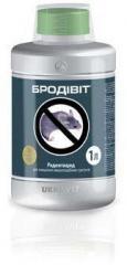 Родентицид Бродивит/Бродівіт (Бродифакум, 0,25%) против грызунов