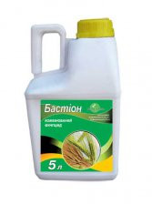 Протравитель Бастион (Дивиденд Стар Syngenta), цепроканазол 6,3 г/л  + дифеноконазол 30 г/л, для пшеници