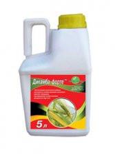 Гербицид Дикамба Форме (Диален Супер) 2,4-Д, 344 г/л и дикамбы кислоты 120, пшеница, ячмень, кукуруза, сорго