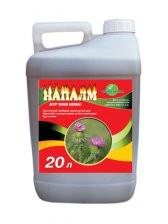 Гербицид Напалм (Раундап) соли глифосата, 480 г/л, грунтовый гербицид до всхода основных растений