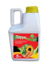 Гербицид Перун (Гезагард 500, Селефит) прометрин 500 г/л, для подсолнечника, картошки, моркови, сои