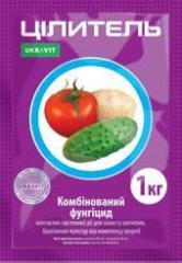 Фунгицид Целитель / Цілитель (Ридомил Голд), Укравит;  металаксил 80 г/кг + манкоцеб 640 г/кг, овощные, рапс