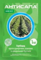 Гербицид Антисапа (Зенкор 70), Укравит; метрибузин 700 г/кг, картофель, соя, томаты, люцерна