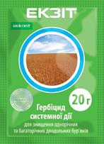Гербицид Экзит / Екзіт (Ларен Про 60), Укравит; метсульфурон-метил 600 г/кг, пшеница, ячмень