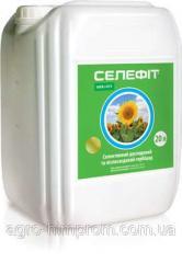 Гербицид Селефит / Селефіт Экстра (Гезагард+Зенкор), Укравит; прометрин 500 г/л+метрибузин 700 г/кг, для сои