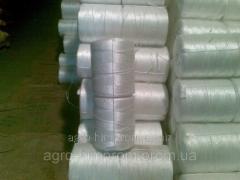 Тара и упаковка шпагат сеновязальный, полиэтилен, стретч, скотч, биг-беги, пакеты для пеллет.