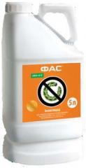 Инсектицид Фас (Фастак), Укравит; альфа-циперметрин 100 г/л, пшеница, рапс, овощные, плодовые деревья