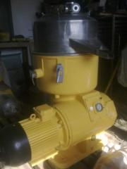 Spare parts for separators