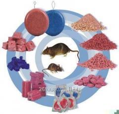 Родентицид Шторм, 4 GM 0,005%, 0,15 кг (замовляти від 5 л)