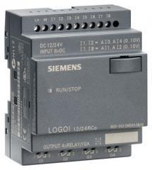 Logical Siemens Logo module! 12/24RCo art.: 92740