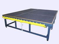 Стол порезки и ломки стекла СПЛ 3800х2500