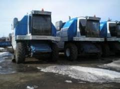 Комбайн Енисей КЗС-950