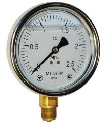 Manometer vibration-proof MT-3U glyceric