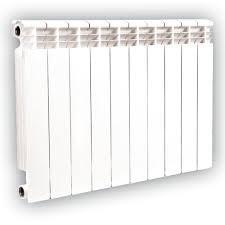 Алюминиевый радиатор Ekvator Summer 500 ( Украина)