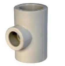 Тройник 32х25х32 пластик Альфа Пласт