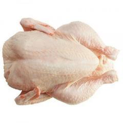 Мясо и субпродукты курей-бройлеров