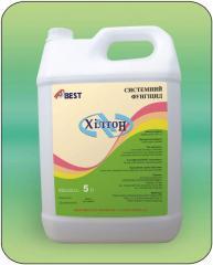 Системний фунгіцид з захисною та лікувальною дією, для обприскування вегетуючих рослин та протруєння насіння.