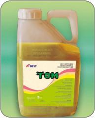 Контактно-шлунковий інсектицид для боротьби з широким спектром шкідників Том