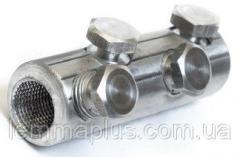 Гильза кабельная 2ГБС 25-50 мм² алюминиевая со срывными болтами