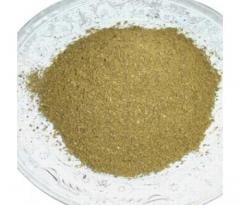 Fish meal of the joint venture of 40%
