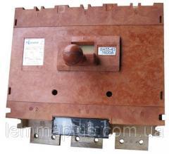 Автоматический выключатель ВА 5543 1600А стационарный с ручным приводом