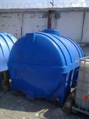 Πλαστικά προϊόντα για τη χημική βιομηχανία