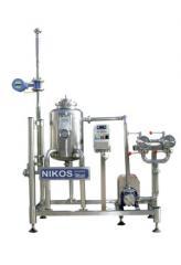 Установка для приемки и учета молока ММ-5