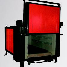 Hearth VKT furnaces