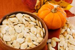 Pumpkin sunflower seed Bulgarian