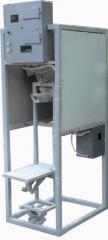 Дозатор шнековый Фасовочный аппарат для фасовки