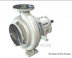 Centrifugal pumps Sulzer Zultser. One-stage