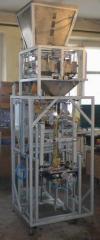 Автомат фасовочный для семечки упаковочный