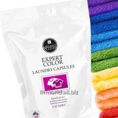 Капсулы для стирки цветных тканей