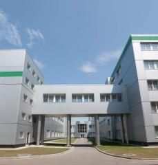 Алюминиевые фасадные системы реечного типа