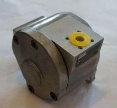 The hydraulic pump for the MAN truck