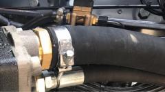 Рукав низкого давления R4 черный Suction Hose R4