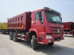 Грузовик Sinotruk Howo Хово 6X4 371 HP Tractor