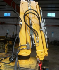 Кран-манипулятор грузоподъемностью 1000 кг Bob