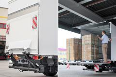 Гидроборт Bär Cargolift BC 750 S2 Standard